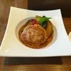 神田のバルでふわふわハンバーグランチ