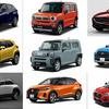 新発売 国産 SUV カーデザイン ランキング 2019-2020