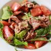 イタリアン牛しゃぶサラダ バルサミコドレッシング/牛肉の冷しゃぶをやわらかく仕上げる方法