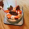 ひと足お先にクリスマスパーティー✦【cocon】のクリスマスケーキ