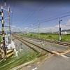 グーグルマップで鉄道撮影スポットを探してみた 馬堀駅~亀岡駅間