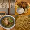 【中軽井沢】三代目 仔虎:中太平打麺のラーメンとビールカツで満足の晩御飯