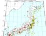八丈島近海でM5越えの地震発生。その後も群発中。南海トラフとの関連は