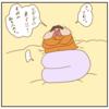 布団と鬼猫ムツちゃん