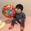 一歳のお誕生日。