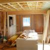 工事124日目:屋内景観