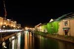 小樽を自由気ままに楽しむ。スイーツ、小樽運河の夜景に星空まで。