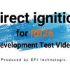 ハイパワーコイルのテスト動画ご紹介_EFI テクノロジック