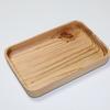 音響熟成木材でお皿を作る。