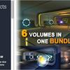 3D Games Effects Bundle 1 あらゆるジャンルのゲームで使える97種類のエフェクトアニメーションパックが安い!