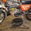 六郎(TS502) エンジン分解