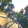 【今井児童交通公園】無料!!自転車、ゴーカート、空中サイクリングで遊ぼう!