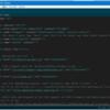 Visual Studio Codeの背景画像変更