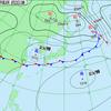 梅雨前線は南下、北海道不安定