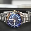 レビュー カシオ オシアナスカシャロ  OCW-P2000D-2AJF 頑張れ国産時計ブログ