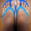 ビーチサンダル - 2nd - 健康的できれいな足指
