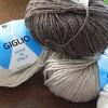 毛糸の帽子 2作目 KNIT