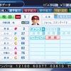 牧田明久(2012年)(パワプロ2018再現選手)