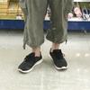 七分丈パンツに合うクロックスのスニーカー