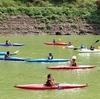 [ま]夏の想い出に親子でボート・カヌー教室はいかがでしょう @kun_maa