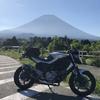 富士山一周ツーリング