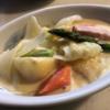 子ども食堂レシピ 春を感じる手作り料理① 「春のシチュー」「春色ちらし寿司」