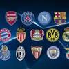 2016/17 UEFA チャンピオンズリーグのラウンド16で対戦の可能性が最も高い組み合わせは...