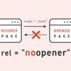 """rel=""""noopener""""とは?"""