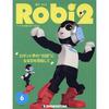 ロビ2組み立て 第6号 モータの動作をチェック!