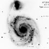 2019abn M51のLBV は、まだ見えるよう