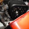 GT50(375) キャブ取り外し