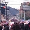 三原の神明市 だるまさんのお祭りです。