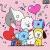 【韓国】BTS(防弾少年団)プロデュース「BT21」のキャラクター・店舗アクセス・サイトなど紹介('ω')ノ