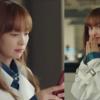 韓国ドラマファッション, イ·ナヨン,スタイリッシュなトレンチコート