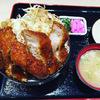 明治亭 中央アルプス登山口店 ソースカツ丼の名店で木曽駒ヶ岳登山の前日ランチをいただく