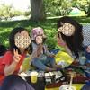 梅雨入り前にピクニック