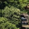 鉄道撮影の定番 落合川カーブ