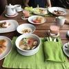 夏の姉妹旅 サムイ島 2日目 (朝食編)