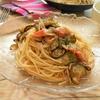 簡単!!茄子とカニカマの冷製パスタの作り方/レシピ