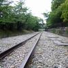 青もみじの京都東山を散策6~蹴上インクラインを歩く~