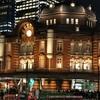 4月に東京で出会った中村屋のカリーパンと摩天楼は見るより行け!