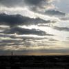 朝景色~その47『天使の梯子』