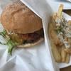 食歩記 虎ノ門アンダーズのバーガーショップBeBu ホテルメイドのバーガーランチを楽しみました