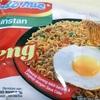 【インドネシア】インスタント麺「Indomie Mi Goreng(インドミー ミーゴレン)」を食べました