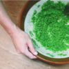 緑色のアイツ