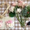 100均フェイクフラワー(造花)で作るリース