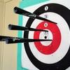 ご報告:2/17(月) | 集いば いっぽ~で、スポーツ吹き矢をやってみる