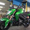レンタルバイク Z125PRO
