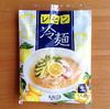 夏に涼しい一食、KALDI(カルディ)のレモン冷麺。