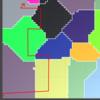 開発日記 その6 自作迷路生成アルゴリズム step3